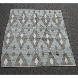 "Moroccan Diamond Design Rug - 7'8"" X 10'8"" Preview"