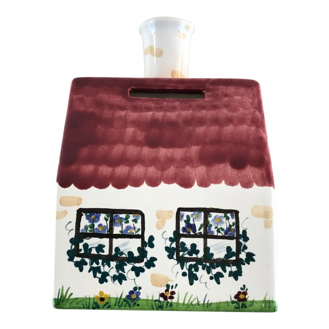 Tiffany and Co. Cottage House Piggy Bank For Sale
