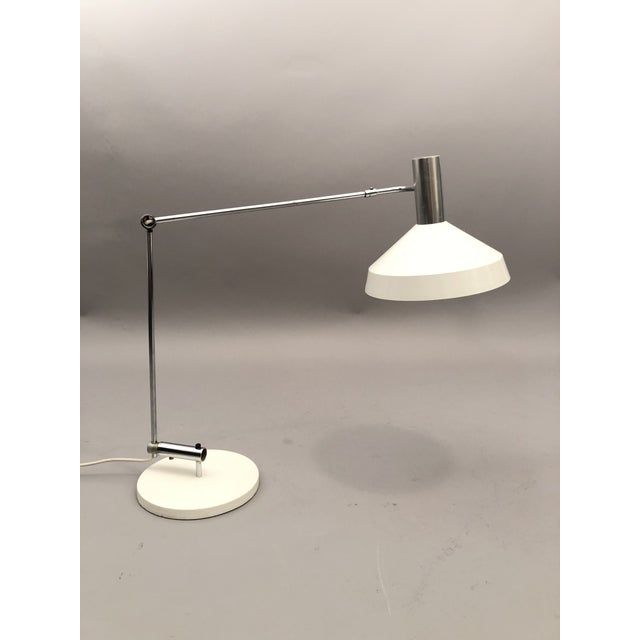 1950s Swiss Table Lamp by Baltensweiler For Sale - Image 5 of 5