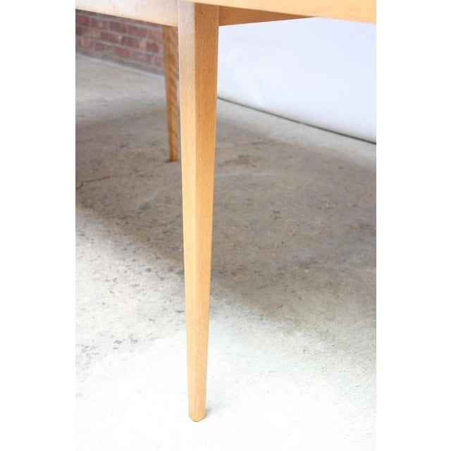 Paul McCobb Maple Extendable Dining Table - Image 8 of 11