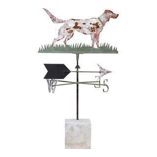 Setter Weathervane For Sale