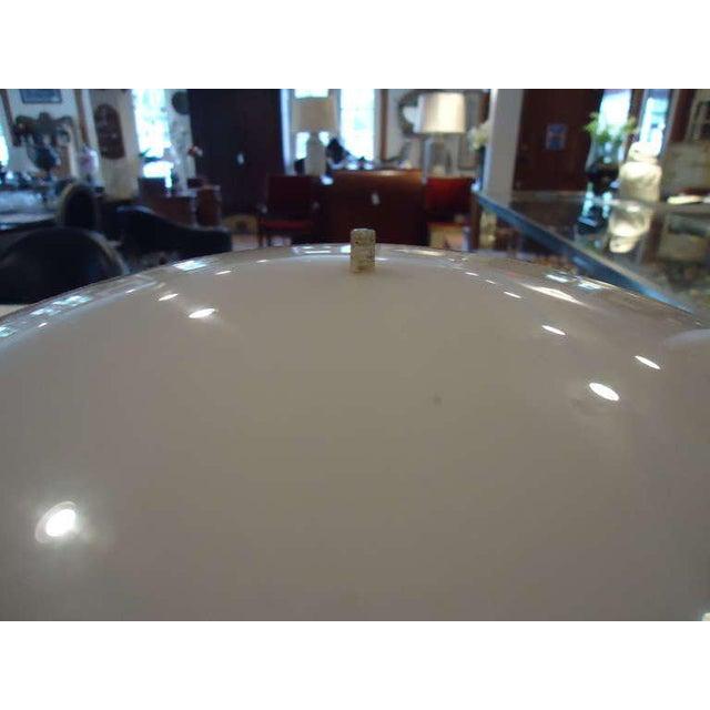 White Verner Panton Panthella Floor Lamp For Sale - Image 8 of 12