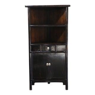 Late 19th Century Corner Cabinet For Sale