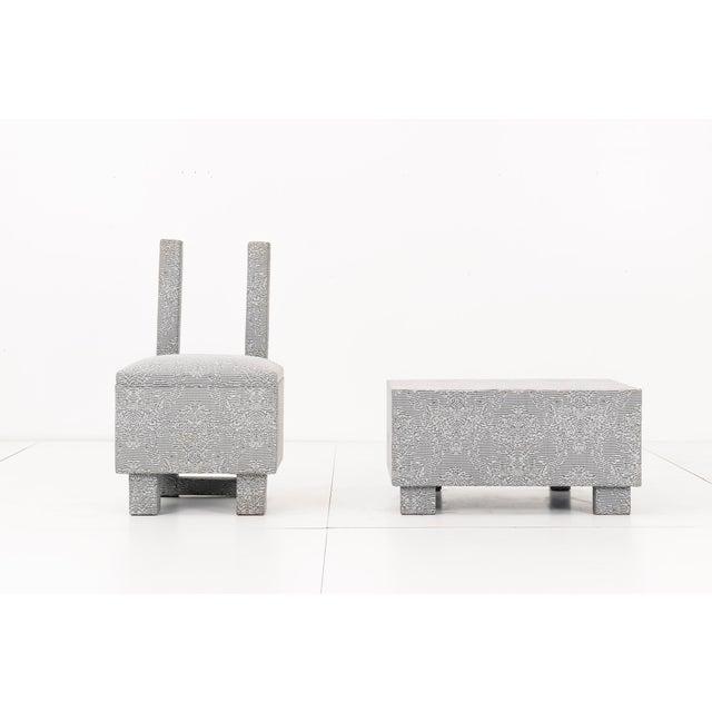 Studio Mingle-Maeda Chair and Side Table for Droog - Image 3 of 9
