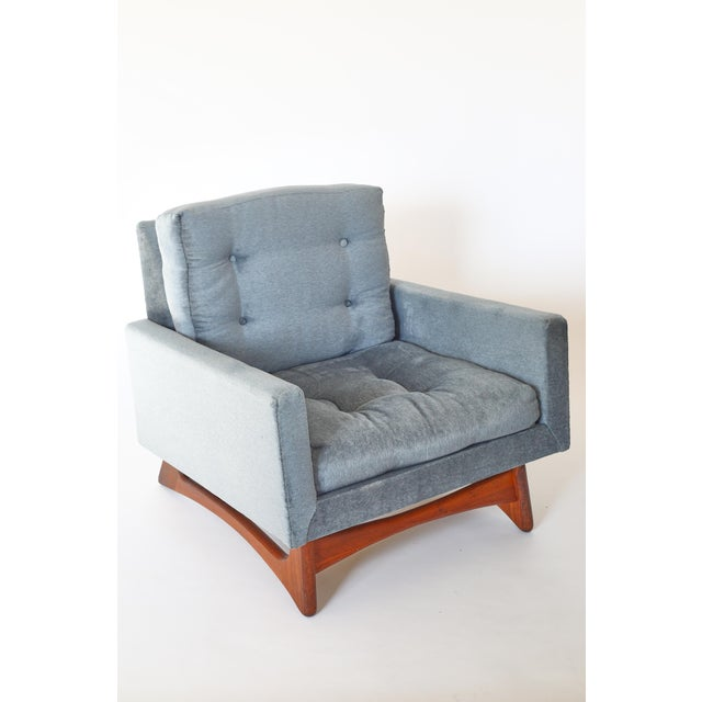Fabric Adrian Pearsall Lounge Chair For Sale - Image 7 of 7
