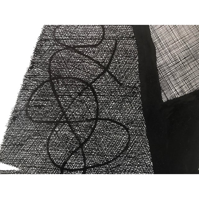 Vintage Roger Stokes Pen & Ink Abstract Drawing - Image 5 of 6