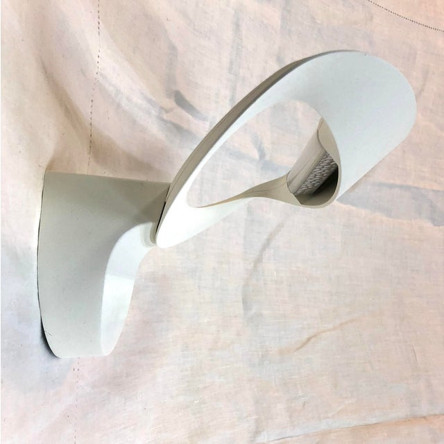Contemporary Artemide Mesmeri Wall Sconce in White For Sale - Image 3 of 10