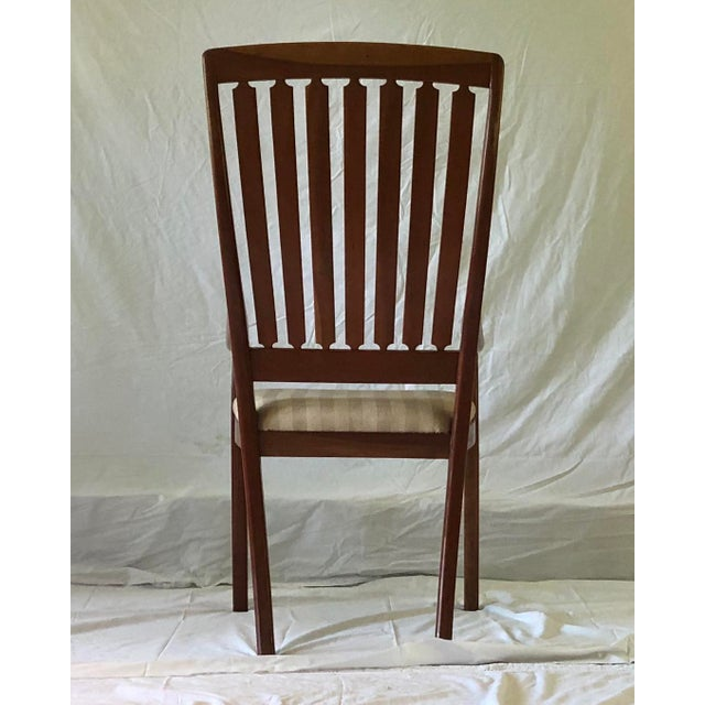 Robert R. Jamieson Vintage Handcrafted Arm Chair For Sale - Image 4 of 13