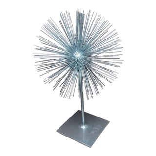 Mid-Century Style Abstract Modernist Urchin Sculpture For Sale