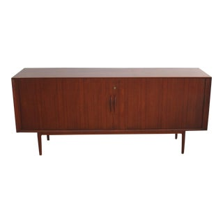 Arne Vodder for Sibast Danish Modern Sideboard Credenza For Sale