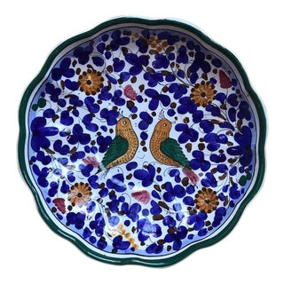 Italian Hand Painted Bowl