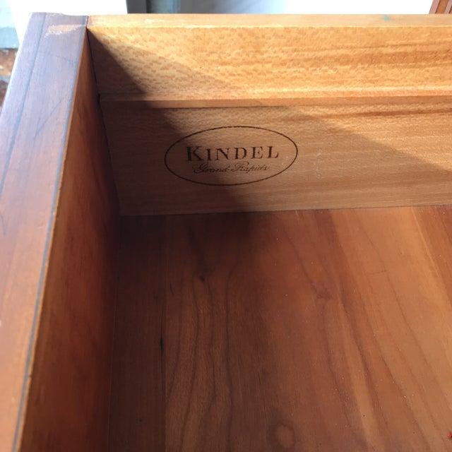 Vintage Kindel Belvedere Cherry Dresser - Image 6 of 10