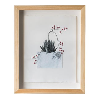 Crassula Staple Leaf Wall Art For Sale