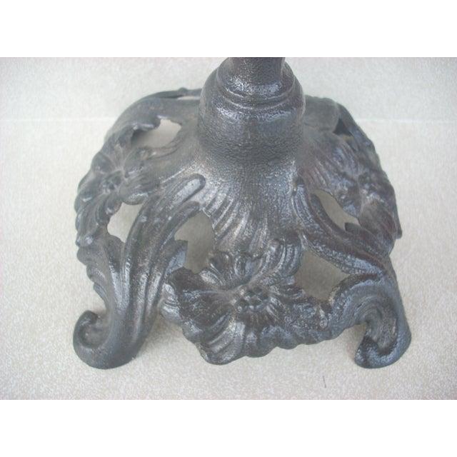 Vintage Blossom Vase For Sale - Image 4 of 5