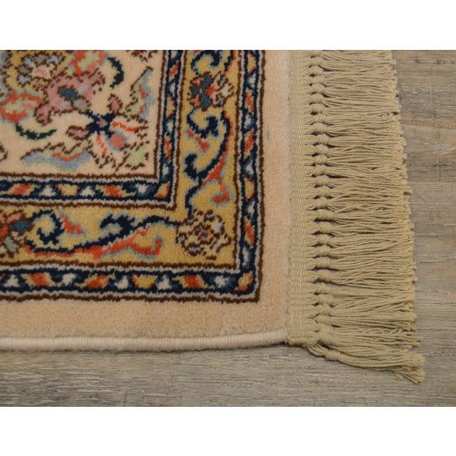 """1990s Karastan 8'8"""" X 10'6"""" Tabriz Room Size Rug Carpet For Sale - Image 5 of 12"""