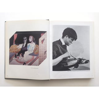 """ David Hockney by David Hockney "" Rare Vintage 1978 Collector's Iconic Hardcover Art Book Preview"