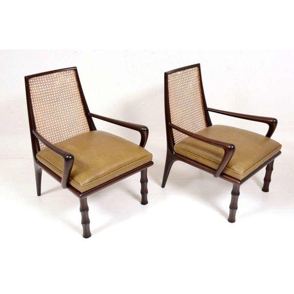 Mexican Modernist Lounge Chairs Attributed to Eugenio Escudero For Sale In San Diego - Image 6 of 9