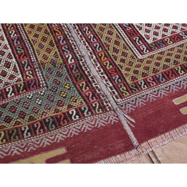 """Textile Very Fine Kozak """"Jijim"""" For Sale - Image 7 of 7"""