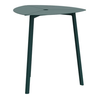 Third Bistro Table in Moss For Sale