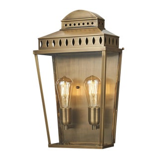 Mansion House Large Wall Lantern For Sale