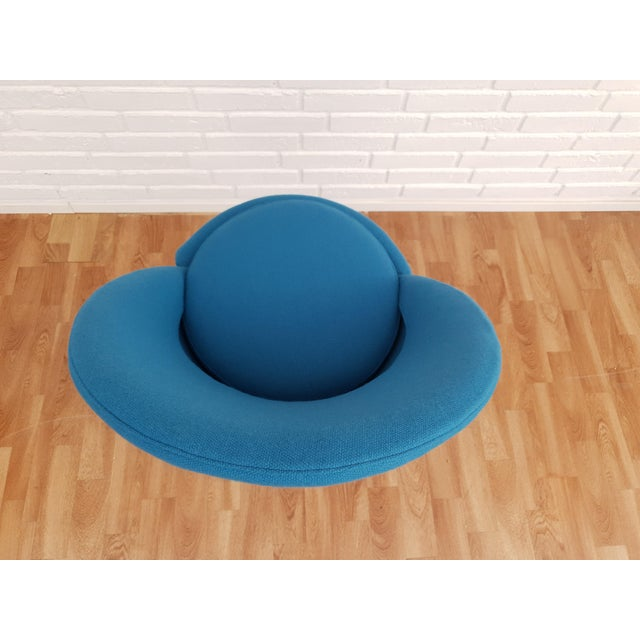 """1970s Vintage Verner Panton """"Cone"""" Chair For Sale - Image 9 of 13"""