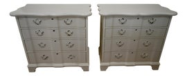 Image of Shabby Chic Nightstands