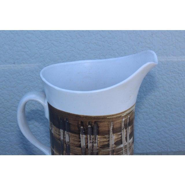 Ceramic Gordon Martz Modern Pitcher For Sale - Image 7 of 10