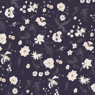 Mitchell Black Home 'Floral Bliss' Wallpaper Remnant