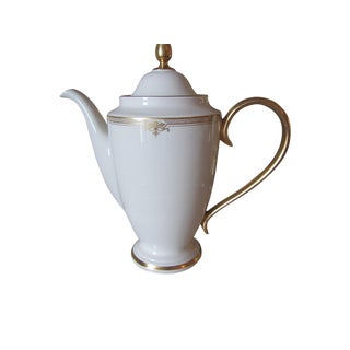 "Lenox ""Republic"" China Tea/ Coffee Pot"