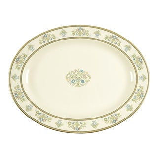Minton Henley Oval Serving Platter For Sale