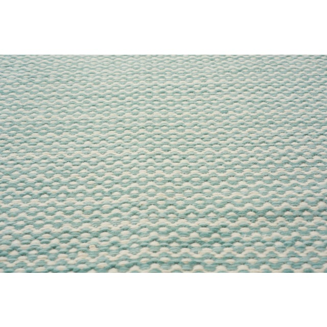 Contemporary Schumacher Bepob Area Rug in Hand-Woven Wool, Patterson Flynn Martin For Sale - Image 3 of 7