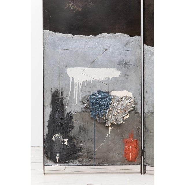 2010s Screen Triptych, Usa, 2019 For Sale - Image 5 of 11