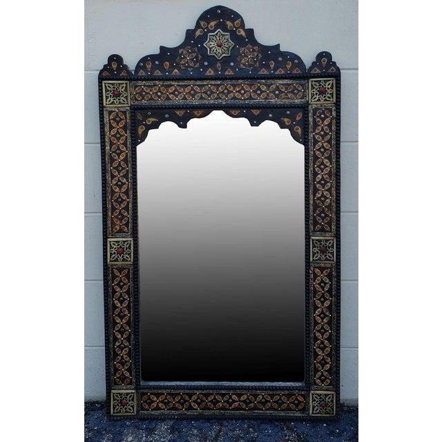 Marrakech Rectangular Inlay Mirror For Sale In Orlando - Image 6 of 7