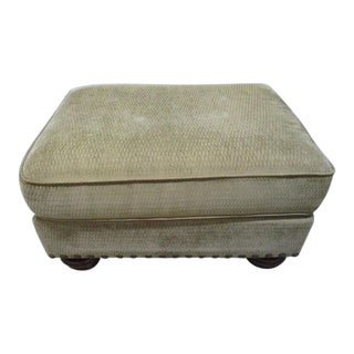 Cr Laine Ottoman Bench For Sale