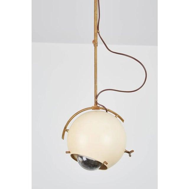 Rare Pendant by Oscar Torlasco for Lumi - Image 3 of 8