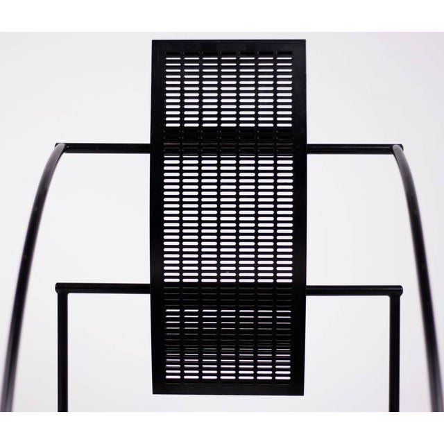 Set of Four Quinta Chairs, Mario Botta for Alias For Sale - Image 9 of 10