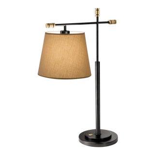 Boston Table Lamp in Bronze For Sale