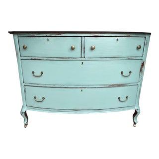 Vintage Dresser on Wheels by Geo. C. Flint Co. For Sale