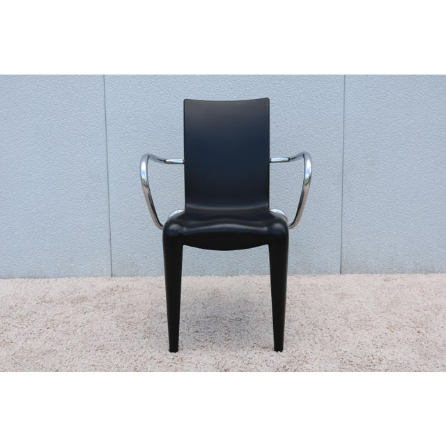 Modern 1997 Vintage Philippe Starck for Vitra Louis 20 Armchair For Sale - Image 3 of 13