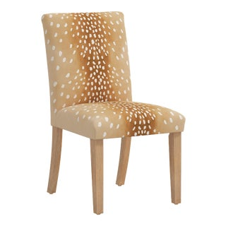 Dining Chair in Fawn Natural For Sale