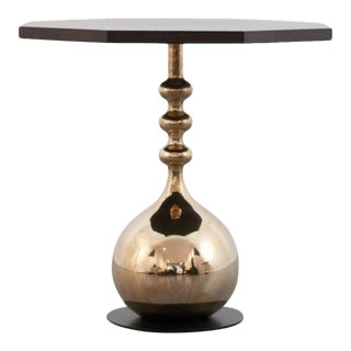 English Tall Bauble Table For Sale