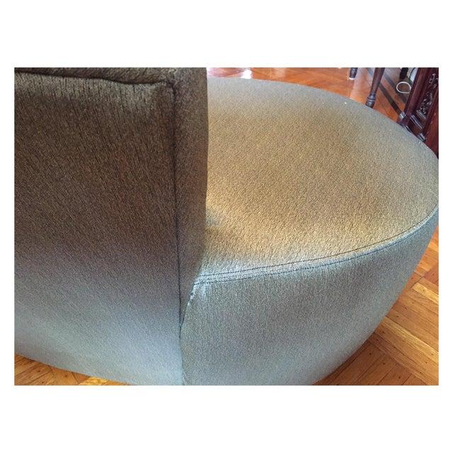 Vladimir Kagan Biomorphic Sofa by Weiman - Image 5 of 7