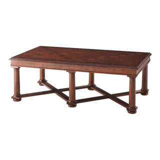 Empire Cocktail Table For Sale