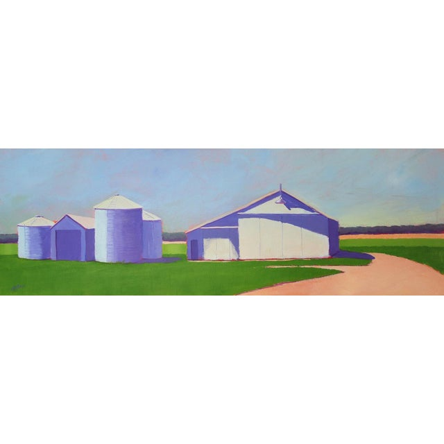 Carol C Young, the Silo Farm, 2018 For Sale