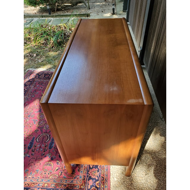 Drexel Mid-Century Modern Parallel Credenza For Sale - Image 10 of 13