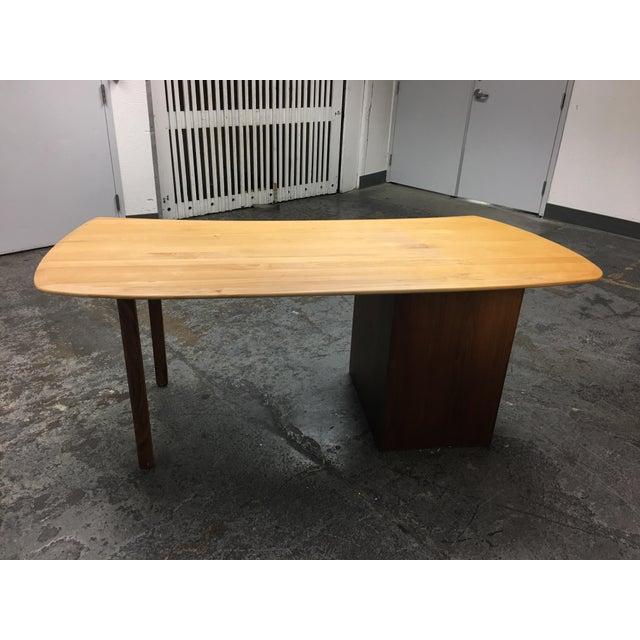 Organic Modern Work-1 Desk - Image 4 of 9