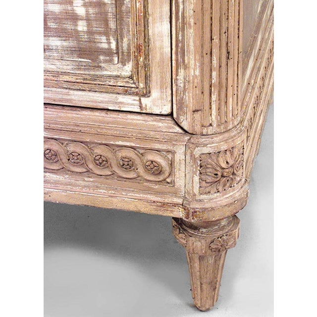 French Regency Style Armoire Cabinet For Sale In New York - Image 6 of 7