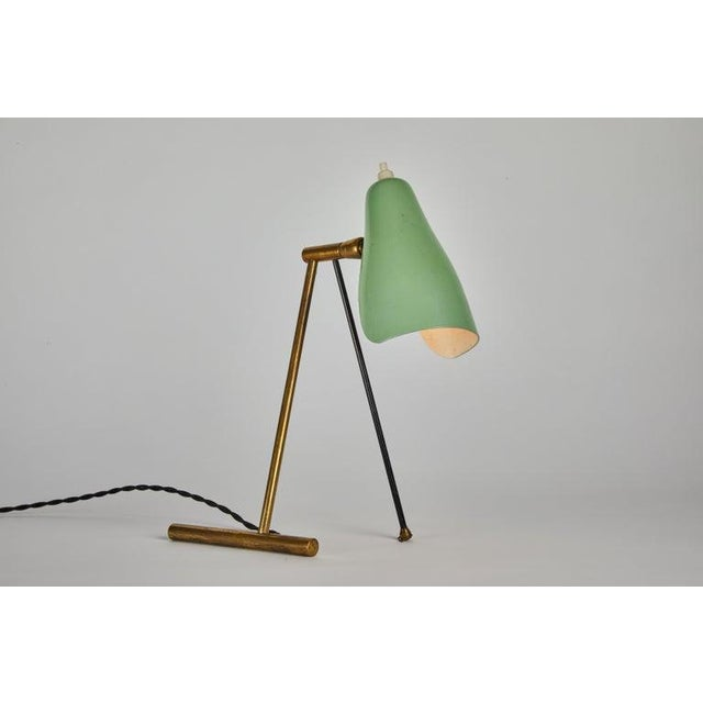 1950s Stilnovo Wall or Table Lamp For Sale In Los Angeles - Image 6 of 13