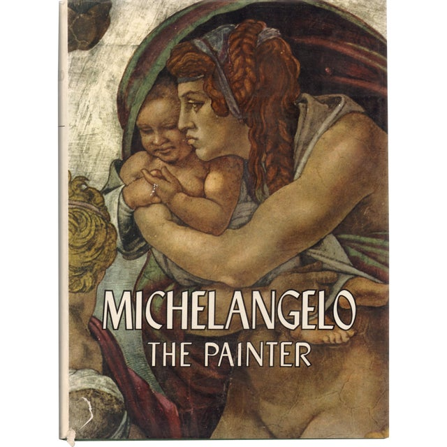 Michelangelo: The Painter by Valerio Mariani - Image 1 of 4