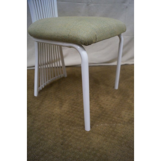 Stoneville Fan Back Dining Chairs - Set of 4 - Image 5 of 9